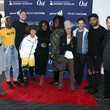 Vincint Cannady 61st Annual GRAMMY Awards - GLAAD x The Ally Coalition X Pride Media Panel Discussion