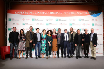 Vinicio Marchioni 'The Place' Photocall - 12th Rome Film Fest