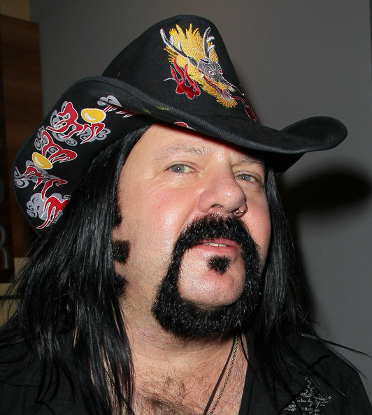 vinnie paul pictures 4th annual revolver golden god