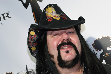 Vinnie Paul Carrot Top 10th Anniversary Celebration at The Luxor in Las Vegas