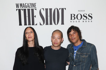 Vinoodh Matadin W Magazine and Hugo Boss Celebrate 'The Shot'