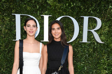 Viola Arrivabene Christian Dior Celebrates 70 Years of Creation - Exhibition At Musee des Arts Decoratifs - Photocall