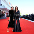 """Viola Arrivabene """"Lacci"""" Red Carpet And Opening Ceremony Red Carpet Arrivals - The 77th Venice Film Festival"""