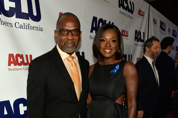 Viola Davis ACLU SoCal Hosts Annual Bill of Rights Dinner - Red Carpet