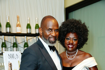Viola Davis Julius Tennon Backstage Creations Giving Suite At The Emmy Awards - Day 2