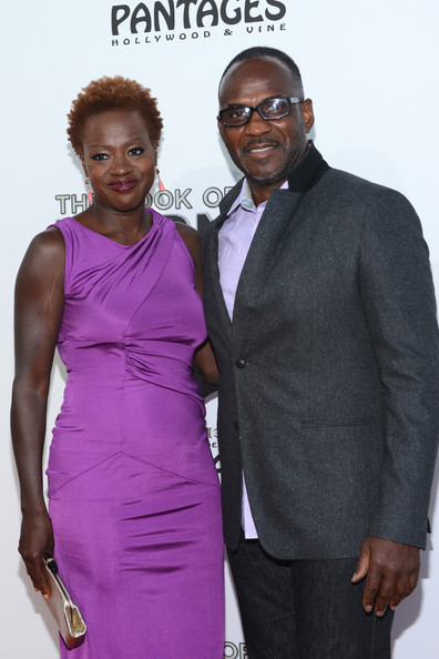 "Viola Davis - Opening Night Of ""The Book Of Mormon"" At The Pantages Theatre - Red Carpet"