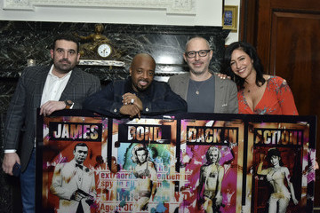 Violet Camacho Haute Living Honors Jermaine Dupri's Induction Into The Songwriters Hall Of Fame