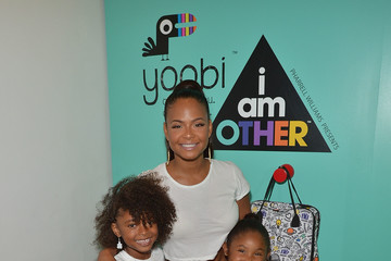 Violet Nash Celebration Of Yoobi x i am OTHER Presented By Pharrell Williams Back-To-School Collection