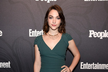 Violett Beane Entertainment Weekly & People New York Upfronts Party 2018 - Arrivals