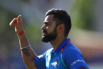 Virat Kohli India v South Africa - ICC Champions Trophy