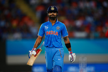 Virat Kohli India v Zimbabwe - 2015 ICC Cricket World Cup