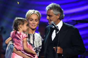 Virginia Bocelli Keep Memory Alive's 19th Annual 'Power of Love' Gala Honors Andrea & Veronica Bocelli - Inside