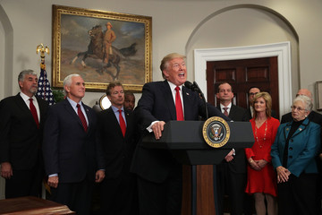 Virginia Foxx Trump Signs Executive Order to Promote Healthcare Choice
