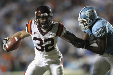 Quan Sturdivant Virginia Tech v North Carolina