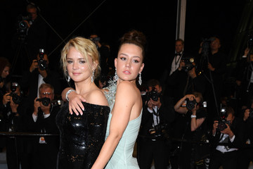 Virginie Efira 'Rambo - Last Blood' Red Carpet - The 72nd Annual Cannes Film Festival