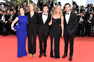 Virginie Efira Justine Triet 'Cafe Society' & Opening Gala - Red Carpet Arrivals - The 69th Annual Cannes Film Festival
