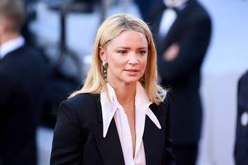 Virginie Efira Closing Ceremony Red Carpet - The 72nd Annual Cannes Film Festival