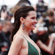Virginie Ledoyen 'Once Upon A Time In Hollywood' Red Carpet - The 72nd Annual Cannes Film Festival