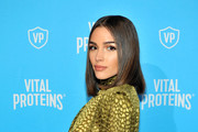 Olivia Culpo attends Vital Proteins Collagen Water Launch Party at Millennium Park on June 19, 2019 in Chicago, Illinois.