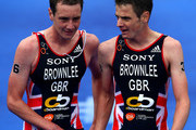 Alistair Brownlee and Jonathan Brownlee Photos Photo