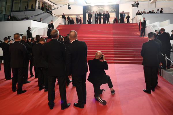 'A Prayer Before Dawn' Red Carpet Arrivals - The 70th Annual Cannes Film Festival