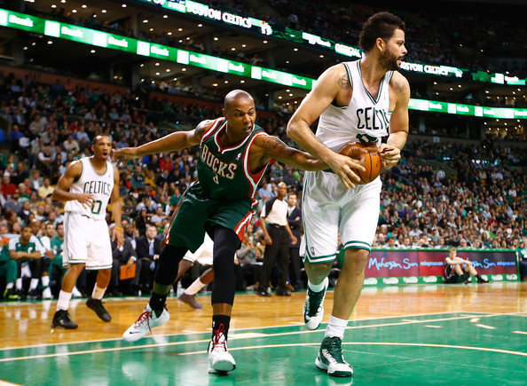 Vitor Faverani Pictures - Milwaukee Bucks v Boston Celtics ... Vitor Faverani Celtics