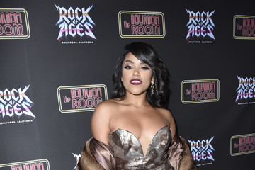"Vivian Lamolli Opening ""Night Of Rock Of Ages"" Hollywood At The Bourbon Room"
