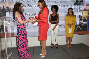 Vivica A. Fox 2016 Foundation for Letters