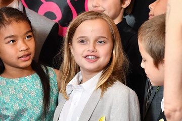 Vivienne Jolie Pitt 'First They Killed My Father' New York Premiere