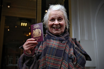 Vivienne Westwood European Best Pictures of the Day - February 04, 2016
