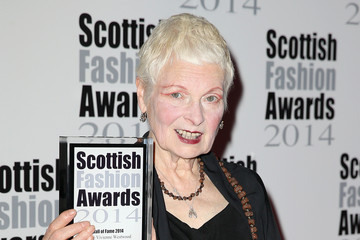 Vivienne Westwood Winners Room at the Scottish Fashion Awards