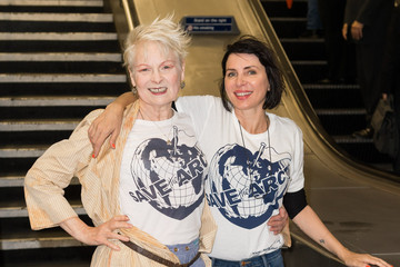 Vivienne Westwood Save The Arctic Collection Launch Photocall