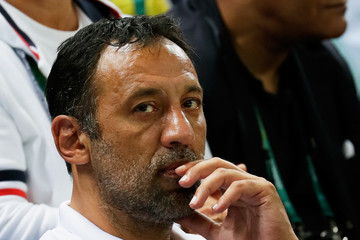 Vlade Divac Basketball - Olympics: Day 16