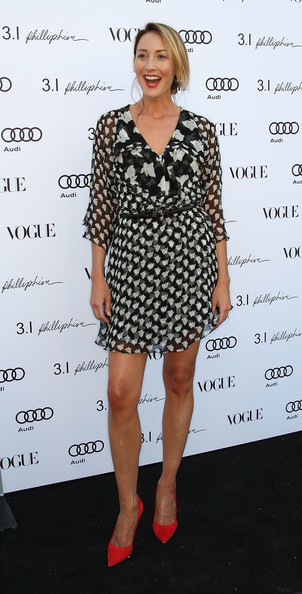 Actress Bree Turner attends Vogue's one year anniversary party at the Phillip Lim Los Angeles store on July 15, 2009 in West Hollywood, California.