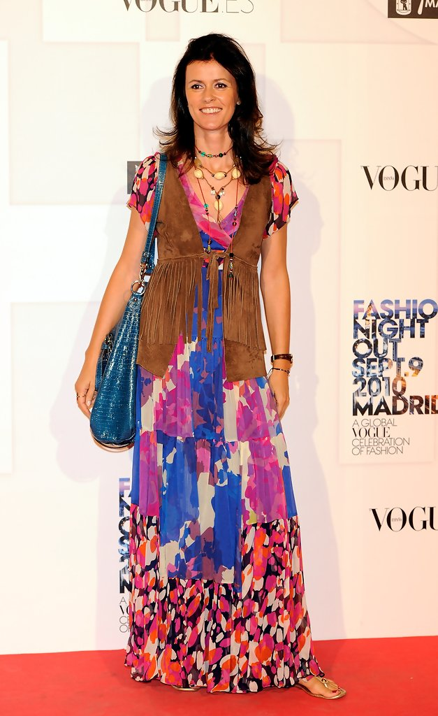 Nuria March In 39 Vogue Fashion Night Out 2010 39 In Madrid Zimbio