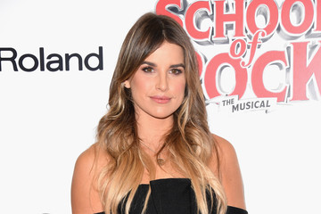 Vogue Williams Opening Night Of 'School Of Rock The Musical' - Red Carpet Arrivals