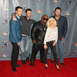 Christina Aguilera and Carson Daly Photos