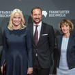 Volker Bouffier Crown Prince And Crown Princess Of Norway Visit The Frankfurt Book Fair