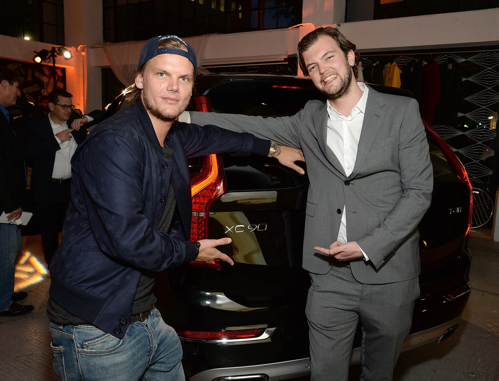 Carl Vernersson Photos Photos - Volvo Cars and Avicii Feeling Good About the Future - Zimbio