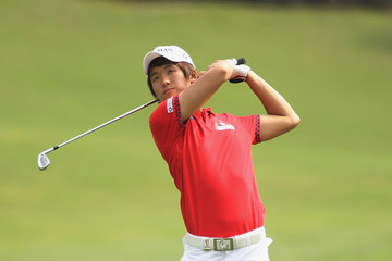 Chang-Won Han Volvo China Open - Day Two
