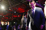 Former Los Angeles Mayor Antonio Villaraigosa departs after making his concession speech at an election night party concluding his run for governor on June 5, 2018 in Los Angeles, California. California voters cast ballots in important primaries across the state.