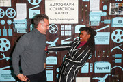David Arquette Shanola Hampton Photos Photo