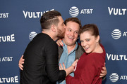 Rachel Bloom and Dan Gregor Photos Photo