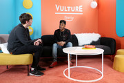 Pat Regan and Chris Redd attend The Vulture Spot presented by Amazon Fire TV 2020 at The Vulture Spot on January 26, 2020 in Park City, Utah.