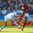 Vunga Lilo Argentina v Tonga - Group C: Rugby World Cup 2015