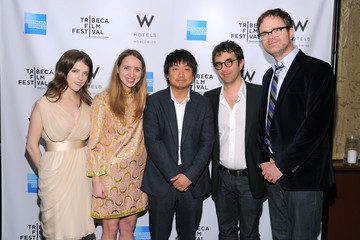 Peter Scarlet The W Hotel Union Square Hosts The Tribeca Film Festival Awards