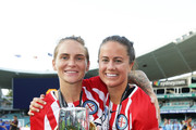 Lauren Barnes Jessica Fishlock Photos Photo