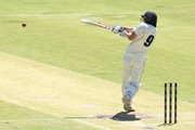 Cameron White of Victoria bats during the Sheffield Shield match between Western Australia and Victoria at WACA on October 17, 2018 in Perth, Australia.
