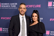 """(L-R) Mauricio Umansky and Kyle Richards attends WCRF's """"An Unforgettable Evening"""" at Beverly Wilshire, A Four Seasons Hotel on February 27, 2020 in Beverly Hills, California."""