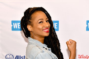 Monique Coleman attends WE Day UN 2019 at Barclays Center on September 25, 2019 in New York City.